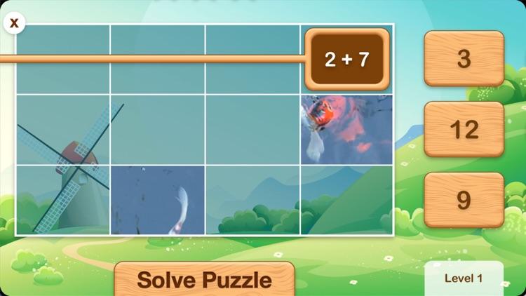 Hidden Video - Math Puzzles