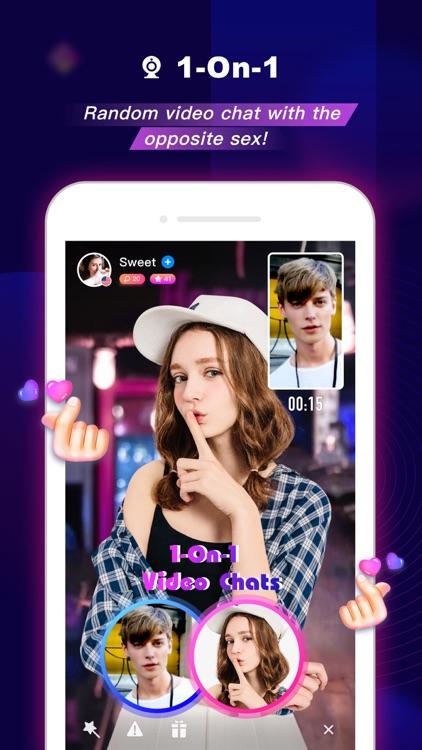 FaceCast - LiveVideo Chat screenshot-4