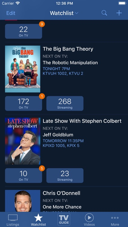 TV Guide Mobile screenshot-3
