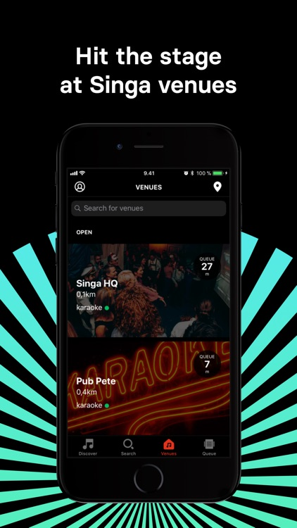 Singa: Sing Karaoke & Lyrics screenshot-4