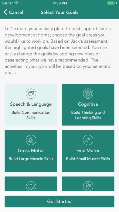 Cognoa for Child Development screenshot four