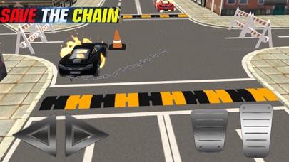 Chained Car Adventure screenshot #3