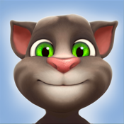 Talking Tom Cat For Ipad app review