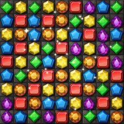 Jewels Temple Quest - Match 3