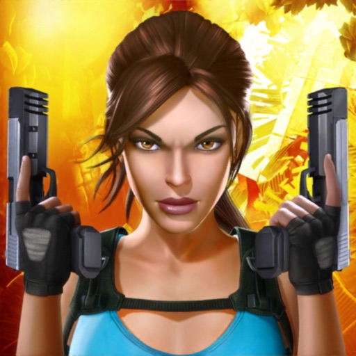 Lara Croft: Relic Run app logo