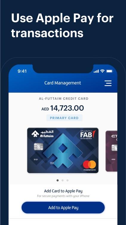 FAB Mobile Banking
