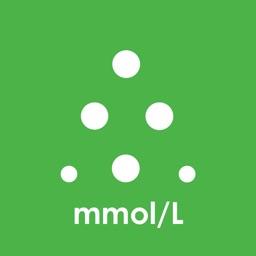 Dexcom Follow mmol/L DXCM4