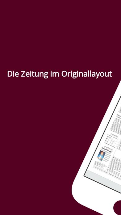 messages.download Schwäbische E-Paper App software