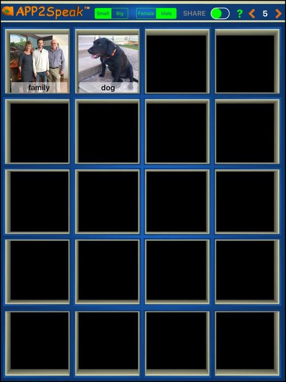 APP2Speak-VPP screenshot-3