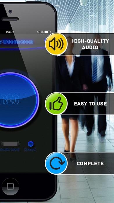 Voice Dictation Plus screenshot three