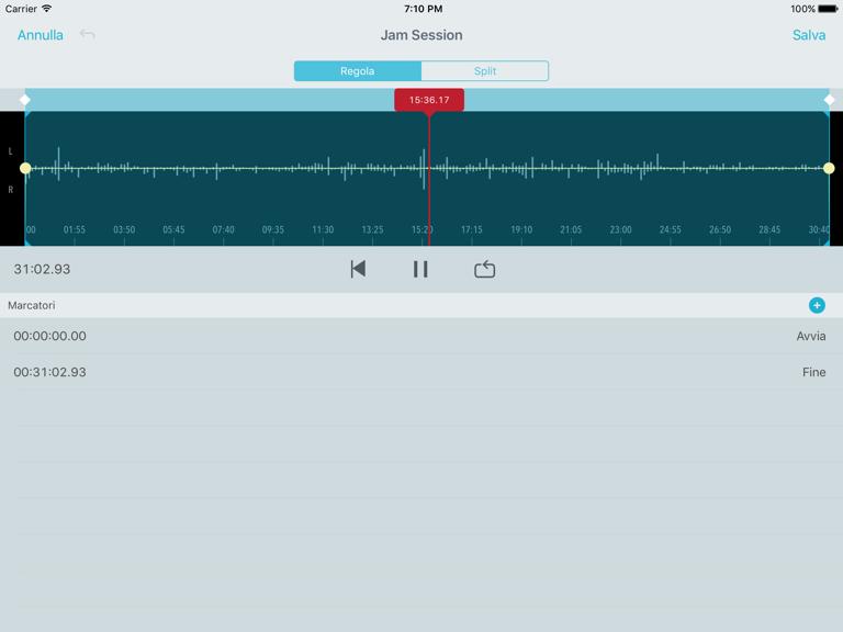 iPad Schermata 4