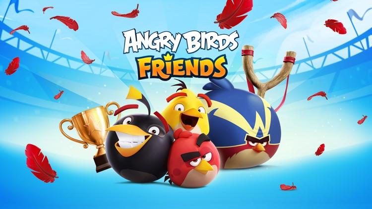 Angry Birds Friends screenshot-6