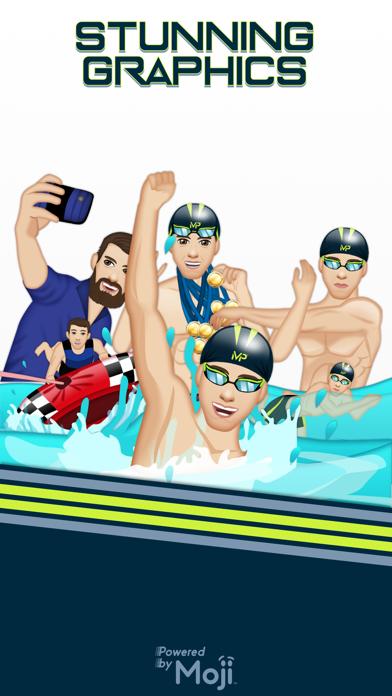 PhelpsMoji by Michael Phelps 3