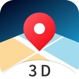 北斗街景地图-3D全景地图
