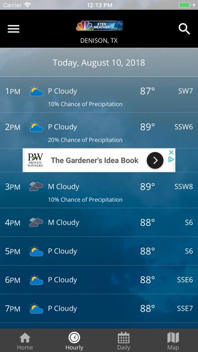 messages.download KTEN Weather software