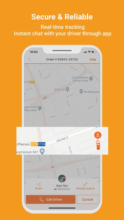 Lalamove - Fast Delivery App screenshot-5