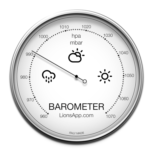 Barometer Atmospheric pressure