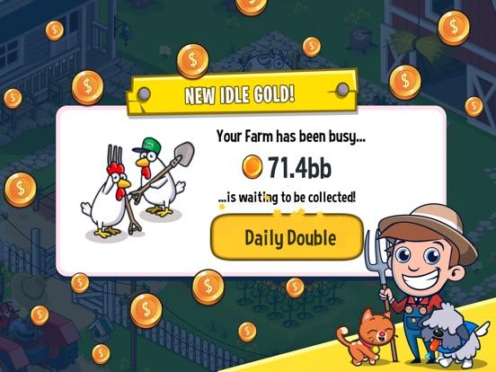 Игра Idle Farming Empire