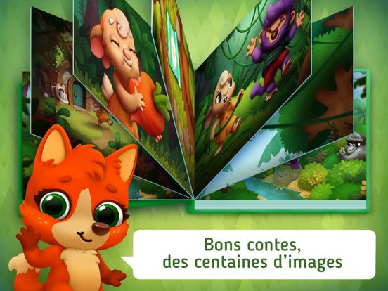 Screenshot #6 pour Petites histoires: lire livres