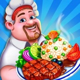 Cooking Story Chef Food Games