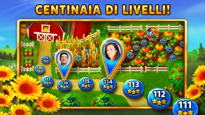 Screenshot of Solitaire Grand Harvest2