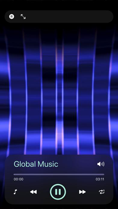Verschmelzung MusikweltScreenshot von 2