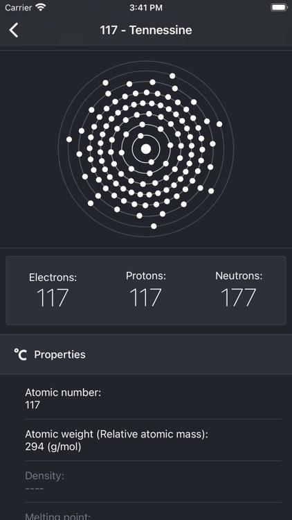 Periodic Table 2021(Chemistry) screenshot-6