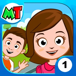 My Town : Play Doll Home Game