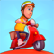 App Icon for Deliveryman: Motorcycle Racing App in United States IOS App Store