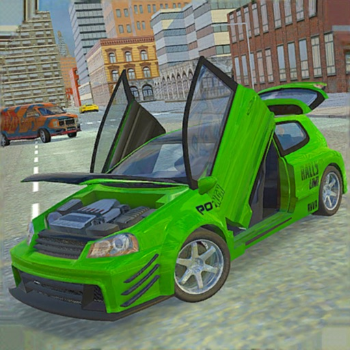 Car Driving Simulator 2020 UD