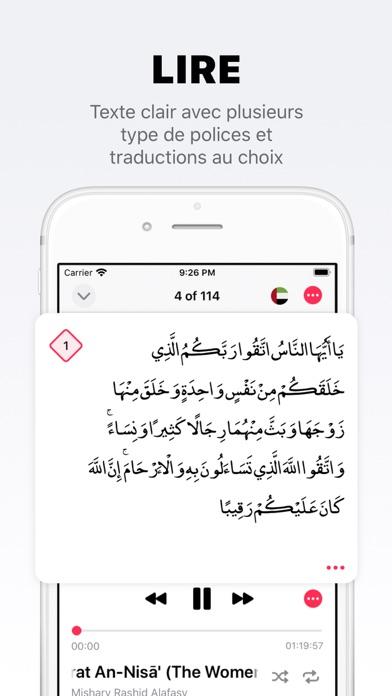 Coran Pro · Quran