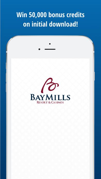 Bay Mills Resort & Casino Screenshot