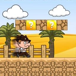 Ted Adventure-The Desert World