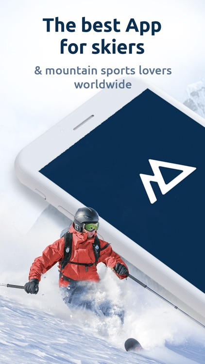 Skitude: Ski Tracker & Travel