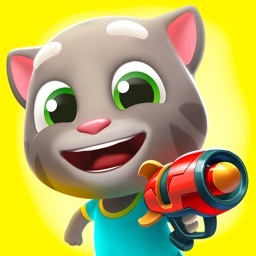 Talking Tom Blast Park