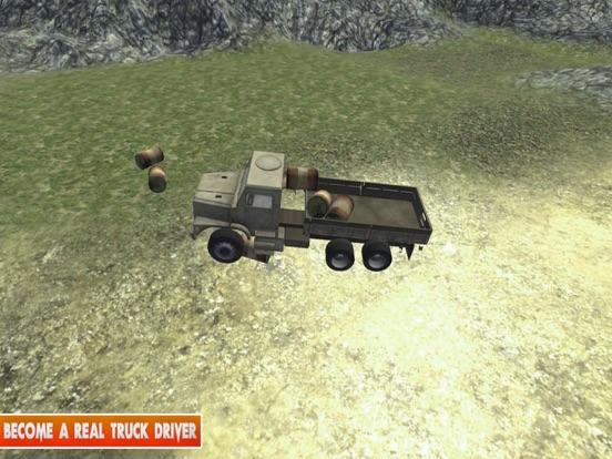 Truck Driver:OffRoad Cargo Sim screenshot #3