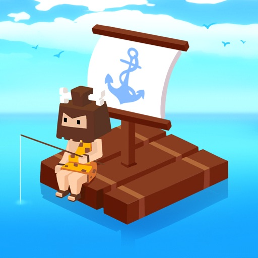 Idle Rafts: Sea Tycoon