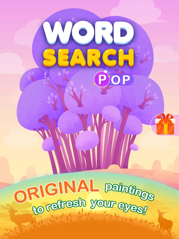 Word Search Pop: Find Puzzles screenshot 10