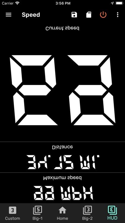 GPS Speedometer and Odometer screenshot-7