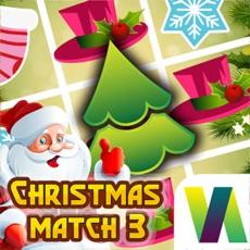 Activities of Christmas Match Three