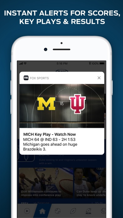 download FOX Sports: Watch Live