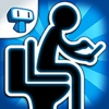 Toilet Time: Crazy Mini Games - iPhoneアプリ