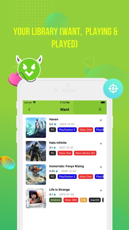 HappyMod : Games Tracker screenshot-5
