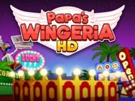 Papa's Wingeria HD ipad images