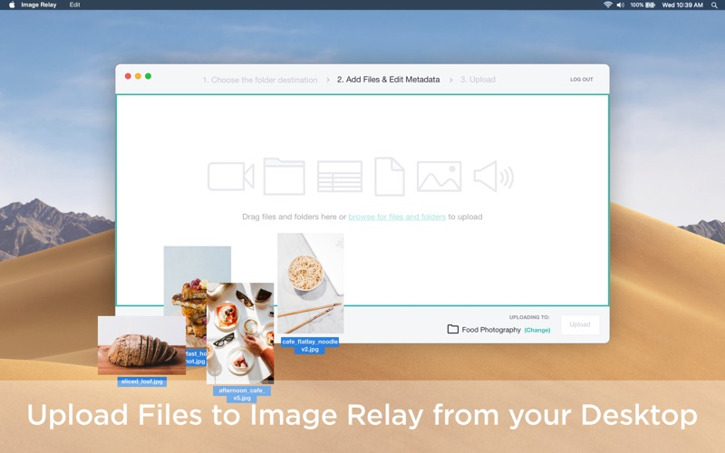 Image Relay for Mac