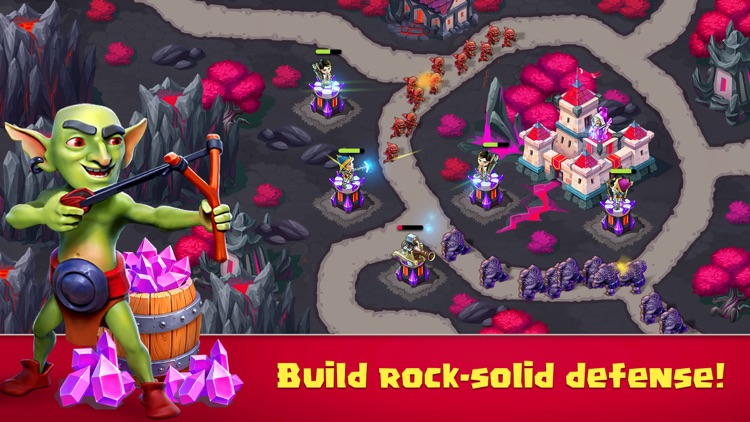 Toy Defense Fantasy — TD Tower screenshot-5