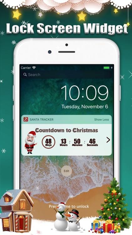 Santa Tracker - Kids Dance screenshot-4