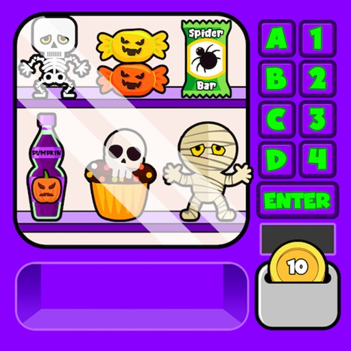 Spooky Vending Machine