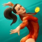 Atletismo 3D: Gimnasia Ritmica icon