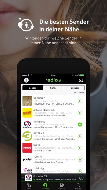 radio.at - Der Radioplayer screenshot-3